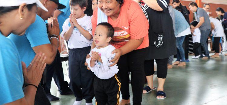 """Programos ,,Jaunieji atletai"""" lyderių susitikimas Bankoke"""