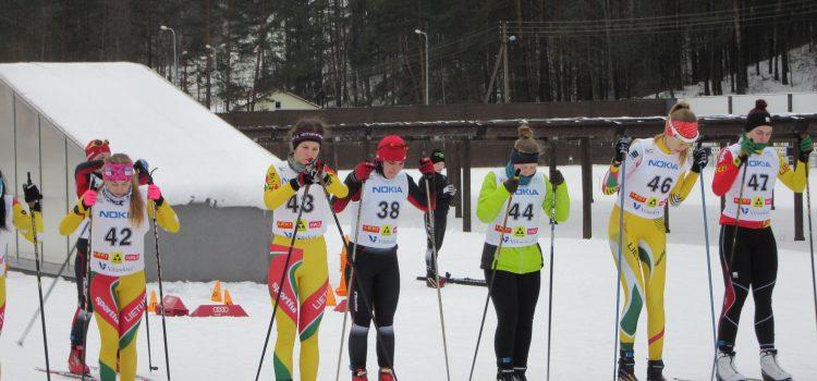 100 minučių slidinėjimo varžybų Lietuvos 100-mečiui pažymėti