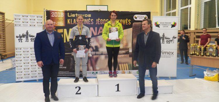 Klasikinės jėgos trikovės čempionatas