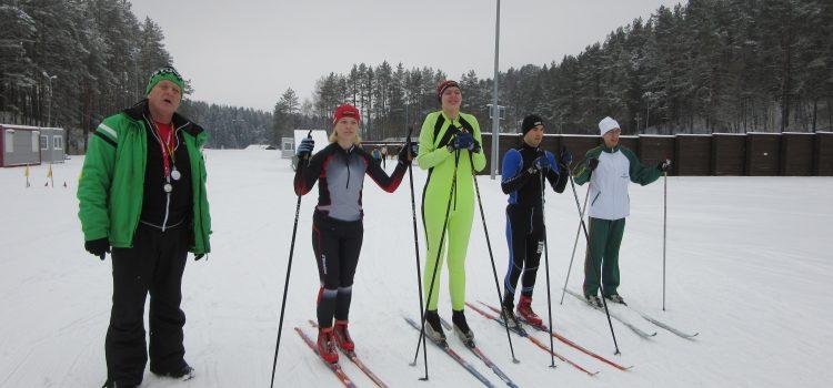 LSOK Žiemos sporto šventė