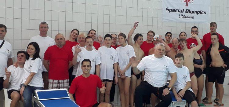Lietuvos Specialiosios Olimpiados plaukimo čempionatas