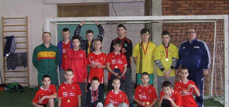 Lietuvos Specialiosios Olimpiados salės 5 x 5 futbolo čempionatas