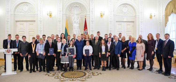 Specialioji olimpinė rinktinė garbingai atstovavo Lietuvai