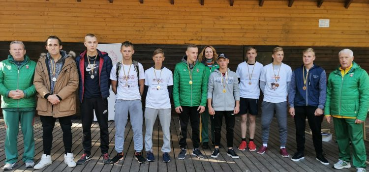 Lietuvos Specialiosios Olimpiados 2019 m. rudens krosas