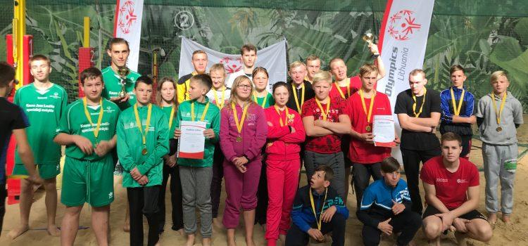 LSOK Paplūdimio tinklinio čempionatas Kaune, Rio arenoje!