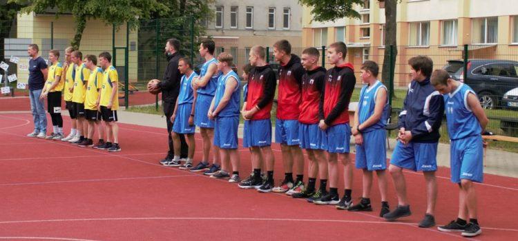 Projektas  Special Olympics European Unified Youth Basketball Tournament tęsiasi