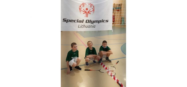 LSOK Badmintono čempionatas 2021 m.