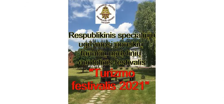 Turizmo festivalis 2021