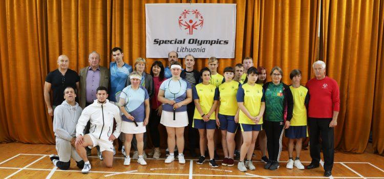 LSOK Badmintono čempiontas 2021