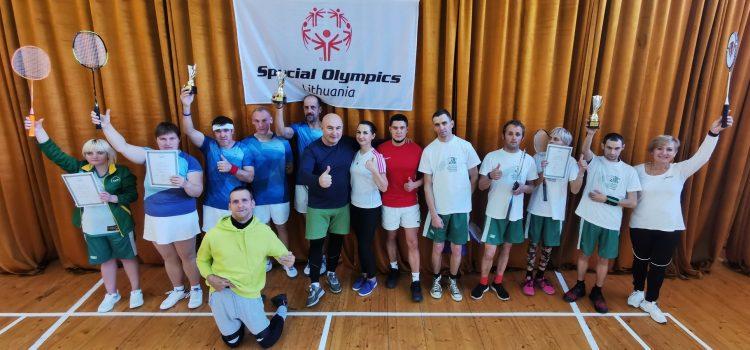 Integruotos badmintono varžybos, III diena