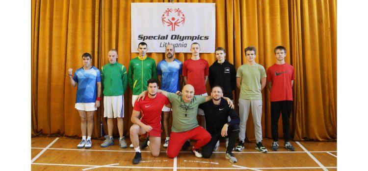 Integruotos badmintono varžybos, II diena